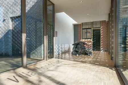 Glazen pui, Villa Mondriaan - Winterswijk