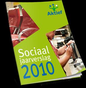Aktief Groep Jaarverslag 2010